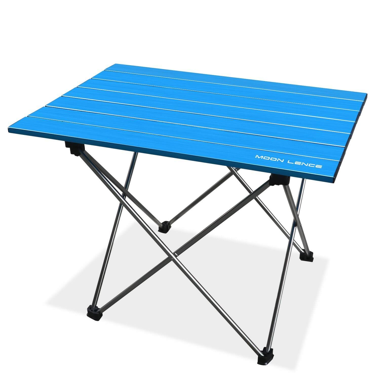 Moon Lence Portable Folding Camp Table Plan It Outdoors