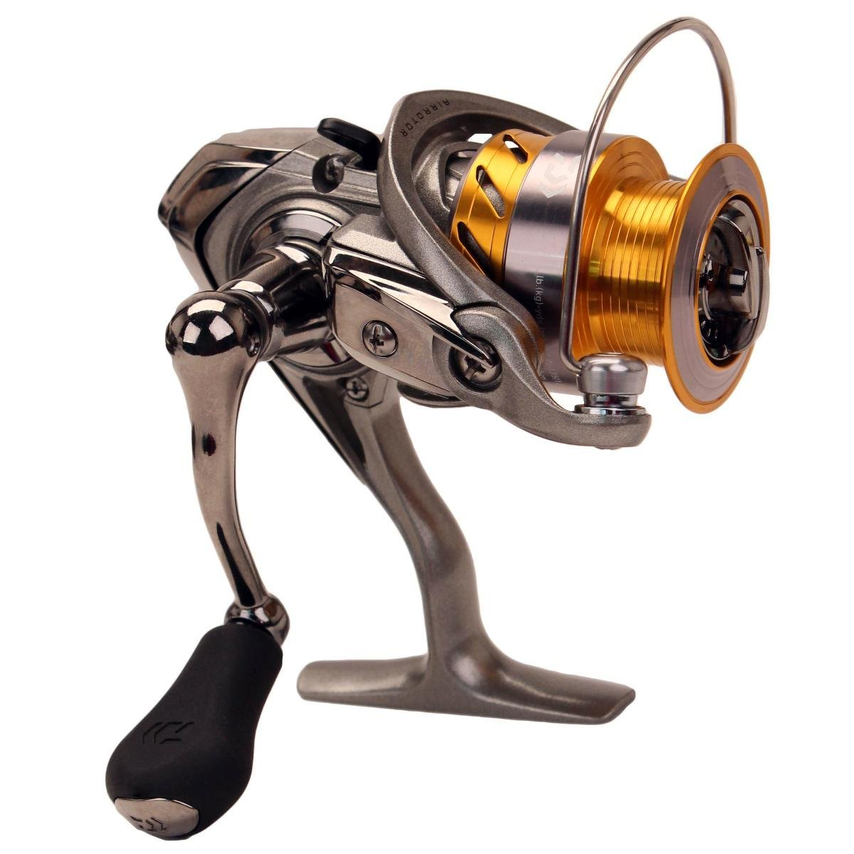 Daiwa revros 2000 spinning reel plan it outdoors for Keep it reel fishing